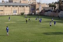 شکستی دیگر در کارنامه تیم فوتبال فولاد یزد(ترمه دستجردی) با دریافت چهار گل