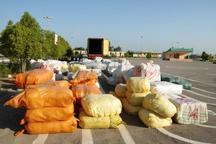 95نفر از عوامل و عناصر فعال در قاچاق کالا در هرمزگان دستگیر شدند