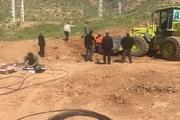 ارتباط تلفنی 13 روستای تکاب برقرار شد