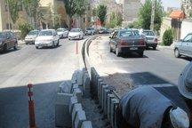 ترافیک باقرشهر با اصلاحات هندسی 40 درصد کاهش می یابد