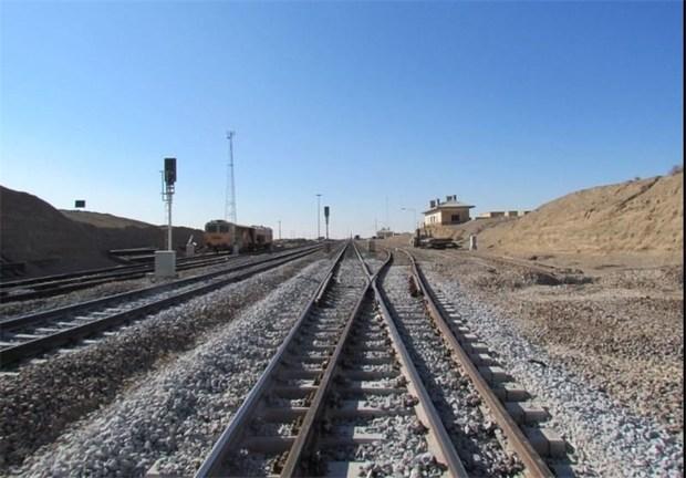 شرکت فولاد سنگان به شبکه ریلی پیوست