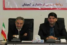 مراکز رصد اجتماعی در فرمانداری های گلستان فعال شود