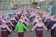 134 مدرسه مروج سلامت 5 ستاره در کرمانشاه فعال است