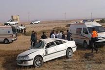 سوانح رانندگی در گناباد و بجستان پنج مجروح داشت
