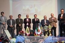 تصاویر | جشن بزرگ خانواده ورزشی لاهیجان برگزار شد