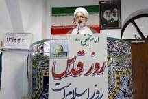 پیروزی مسلمانان تنها با مقاومت در برابر دشمنان بدست می آید