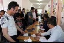 حضور جامعه ورزش زنجان در این دوره از انتخابات مثال زدنی است
