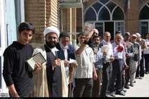 امروز ملت ایران مانند 38 سال گذشته عزت آفرید