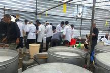 استان مرکزی روزانه 36 هزار غذا در خوزستان و لرستان توزیع می کند