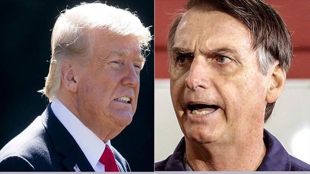ترامپ و رئیس جمهور برزیل به زودی دیدار میکنند