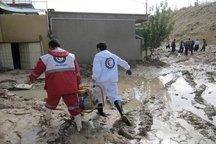 امداد رسانی هلال احمر به بیش از 2 هزار نفر سیل زده در آذربایجان غربی