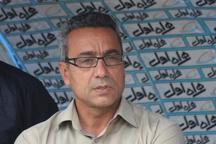 داور میدان سر تیم  فجر سپاسی شیراز را برید