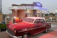 نخستین موزه صنعت نفت ایران در نخستین پمپ بنزین