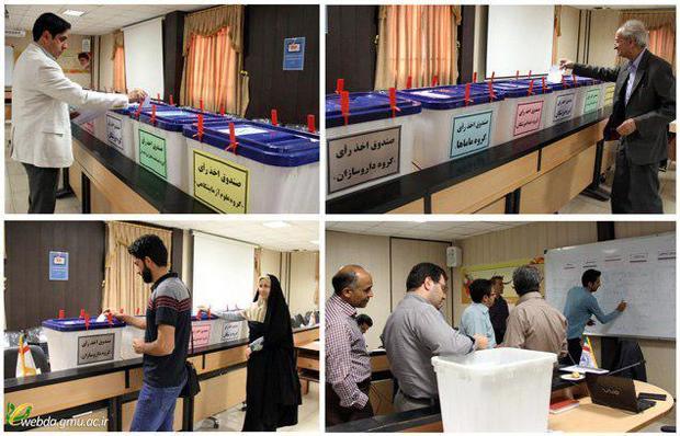 نتایج انتخابات نظام پزشکی در گناباد و بجستان