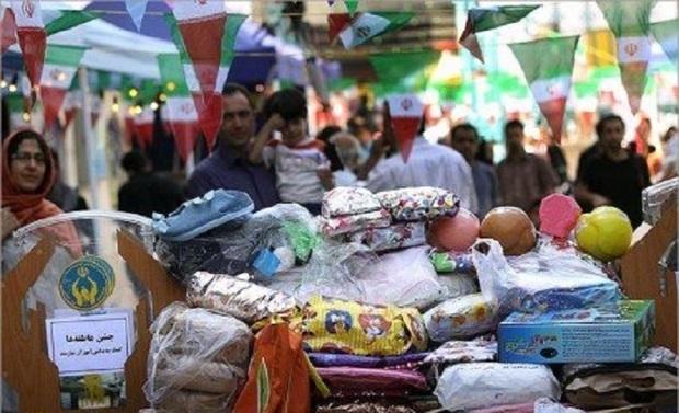 200 پایگاه جشن نیکوکاری در ملایر برپا شد