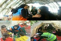 استقرار 100 تیم روانشناسی در مناطق زلزله زده ارائه خدمات تخصصی کودک