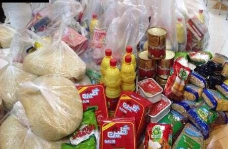 توزیع دو هزار و 500 سبد کالا بین نیازمندان در دزفول