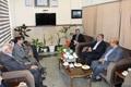 رئیس جهاد دانشگاهی کشور وارد اردبیل شد میز خدمت در جهاددانشگاهی اردبیل افتتاح شد