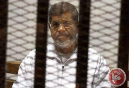 دادگاه مصر مرسی را تروریست اعلام کرد