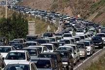 سفرهای پائیزی جاده چالوس 28 درصد افزایش یافت