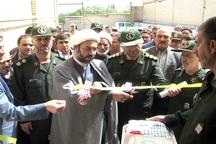 سپاه اردبیل بیش از یکصد طرح عمرانی اجرا کرد