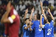 ازبکستان هم یک بر صفر قطر را برد