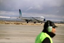 پرواز  مشهد به کرمانشاه  در اصفهان فرود آمد
