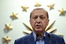 اردوغان: سند سیاسی حماس صفحه جدیدی در حل مسأله فلسطین است