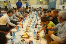 طرح ضیافت مهر ویژه مددجویان بهزیستی قزوین آغاز شد