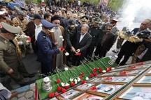 امروزه ارتش جمهوری اسلامی ایران طلایهدار استکبارستیزی و مبارزه است