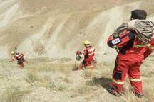 نوجوان گرفتار در دره چیچکلی نجات یافت