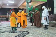 چهارگروه برتر تعزیه خوانی نهمین سوگواره تعزیه سمنان مشخص شدند