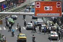 معاون شهردار تهران: اجرای طرح جدید ترافیک از 15 فروردین 97 آغاز می شود