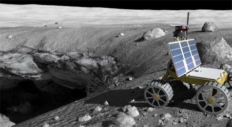 استفاده ناسا از اکتشافات ماه برای رسیدن به مریخ