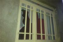 حمله به ساختمان دهیاری سنجر دزفول