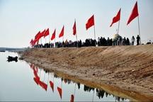 240 دانشجو از هرمزگان به مناطق عملیاتی جنوب اعزام شدند