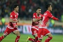 شکست خانگی استقلال خوزستان مقابل پرسپولیس تهران