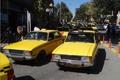 سرگردانی های یک شهر پر از تاکسی
