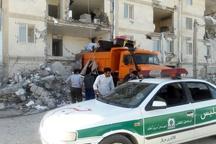 امنیت مناطق زلزلهزده تحت کنترل است  اعتراض مردم از عمق فاجعه است  انتظارات در حد توان مسئولان باشد