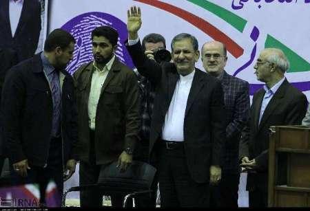 حضور مردم در پای صندوق ها و مشارکت بالا در انتخابات، جوابی به تخریب هاست