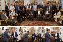 شهرداری تبریز با شرکتهای بینالمللی تفاهمنامه همکاری امضا کرد