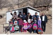 توزیع یکهزارو500 بسته فرهنگی در بین دانشآموزان محروم باشت