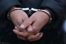 سارق مامورنما در ماهشهر دستگیر شد
