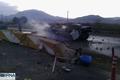 واژگونی وانت نیسان در محور میامی - شاهرود 2کشته و یک مصدوم برجاگذاشت