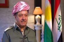 بارزانی: پایان داعش در موصل به معنی پایان داعش نیست