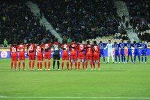استقرار 50 آتش نشان در 16 نقطه ورزشگاه آزادی تهران