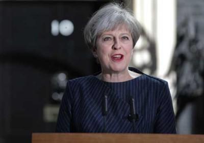نخستوزیر انگلیس: حملات ما با هدف سرنگون کردن نظام سوریه نبود