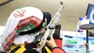 رقیه شجاعی سهمیه بازی های پارالمپیک ۲۰۲۰ را کسب کرد