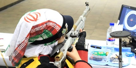 برنامه مسابقات پاراتیراندازان ایران در قهرمانی جهان