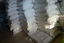 400 کیسه آرد قاچاق در بروجرد کشف شد